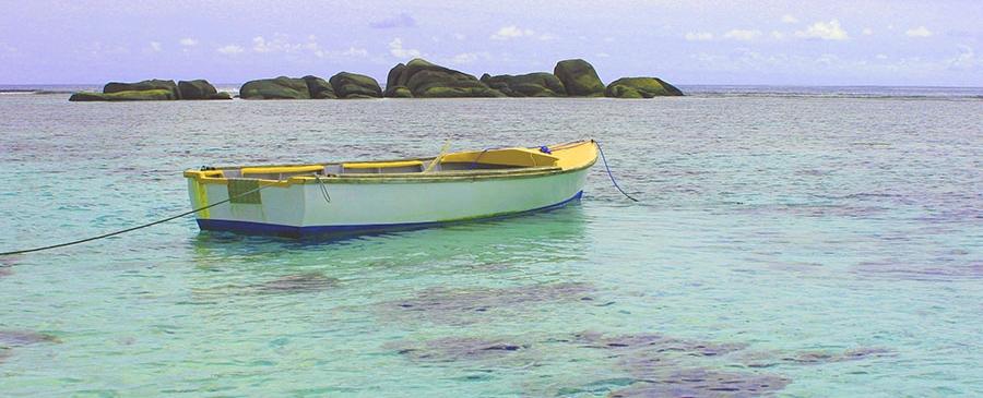 bateau plage